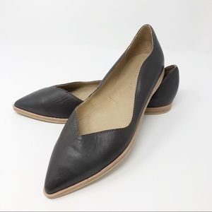 Anthropologie Shoes - Anthropologie | Gee Wawa Pointed Toe Flats